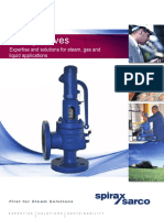 SV7 Safety Valves-Sales Brochure