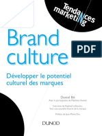 Brand Culture Developper Le Potentiel Culturel Des Marques