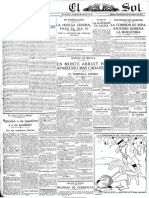 El Sol (Madrid. 1917). 16-11-1921