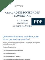 SOCIEDADES-COMERCIAIS