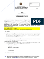 Preg Elet 08 15 Servico de Manutencao CAMERA FRIGORÍFICA