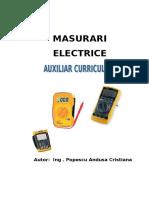 Masurari Electrice-Auxiliar Curricular1