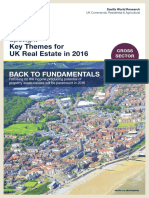 Spotlight Key Themes for Uk Real Estate 2016
