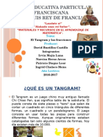 El Tangram y Las Fracciones