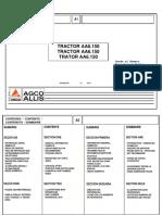 Agco Allis c615002