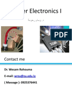Power Electronics Wesam v1