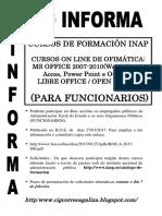 2017-01-27 Cig Informa Funcionarios (Cursos Inap Ofimática)