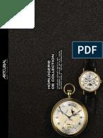 Fine watches - Horlogerie de collection