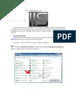 Como Ativar o IIS No Windows 7