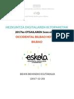 Eskola Digitala Egitaraua 2017