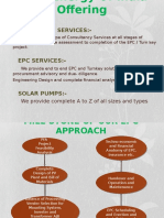 Solar Energy of India Ppt