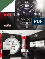 Tissot watch Catalogue 2015 - 2016