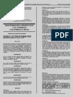 Gaceta Oficial Tarifas Electricas.pdf