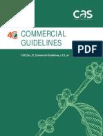 CAS Doc 51 4C-Commercial-guidelines v2.2. En