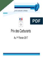 20170131 Formation Prix Hydrocarbure