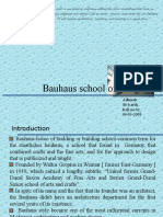 Bauhaus School of Design2003 Adhi