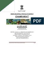 DIPSR - Champawat