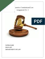 High Court Assignmnt