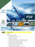 Diseño de Un Sistema Solar Fotovoltaico
