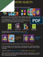 MonsterRejects_QuickStart.pdf