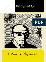 I Am a Physicist – Kitaigorodsky