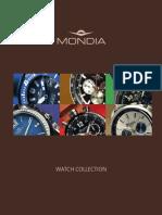 Mondia watch catalogue