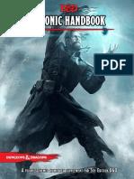 Psionic Handbook v0.7