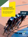 EY PRM Portfolio Management Transformation