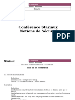 Conference Starinux Securite 1