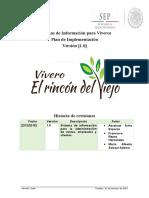Manual de Implementacion de SIV-Web
