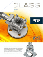 GOSCO Cryogenic Valves