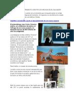 Avances o Descubrimiento Cientificos Hechos en El Salvador