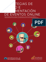 Estrategias de Diseno e Implementacion de Eventos Online