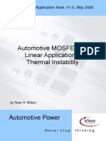 AutomotiveMOSFETsinLinearApplication-ThermalInstability