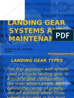 Aircraft Landing Gear Systems and Maintenance
