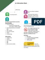 menu identifier tabling information sheet fall 2016