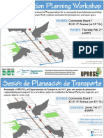 Upland Connector Meeting Flyer - 02.02.17