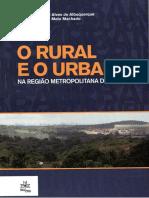 O Rural e o Urbano Na RMR.pdf