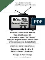 80's American TV - Ensemble para 6 saxofones.pdf