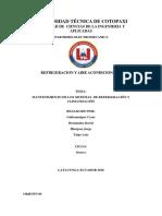 Mantenimiento de sistemas de refrigeracion y climatizacion.pdf