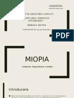 Miopia proiect definitiv
