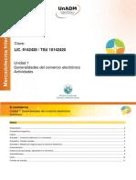 U1 Que Es El Comercio Electronico_Actividades