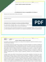 PLANEACION ARGUMENTADA CIENCIAS