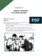 Capitulo-5 en Donde Obtener La Información
