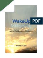 Wake Up Millionaire