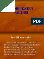 Ikatan Valensi