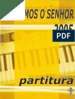 LOUVEMOS O SENHOR 2005 PARTITURAS.pdf