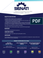 Senati cursos - 2017