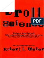 Droll Science - Robert L. Weber