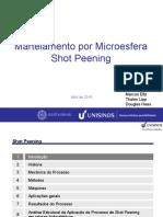 Trabalho Shot Peening.ppt